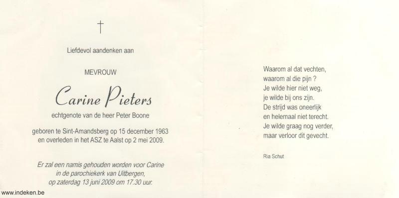 Carine Pieters