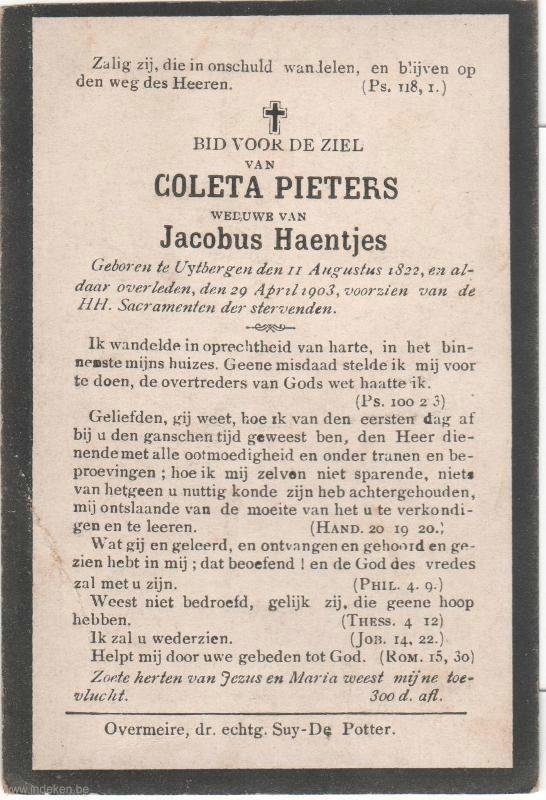 Coleta Pieters