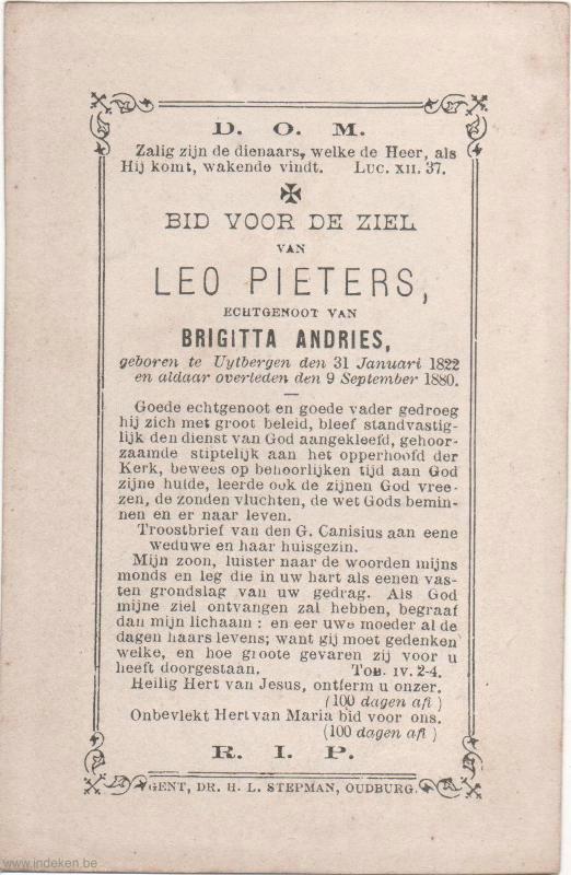 Leo Pieters
