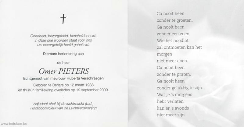 Omer Pieters