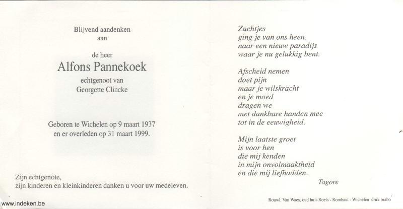 Alfons Pannekoek