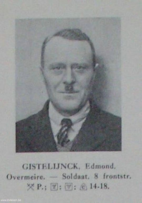 Edmond Gistelynck