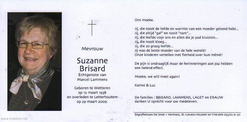 Suzanne Brisard