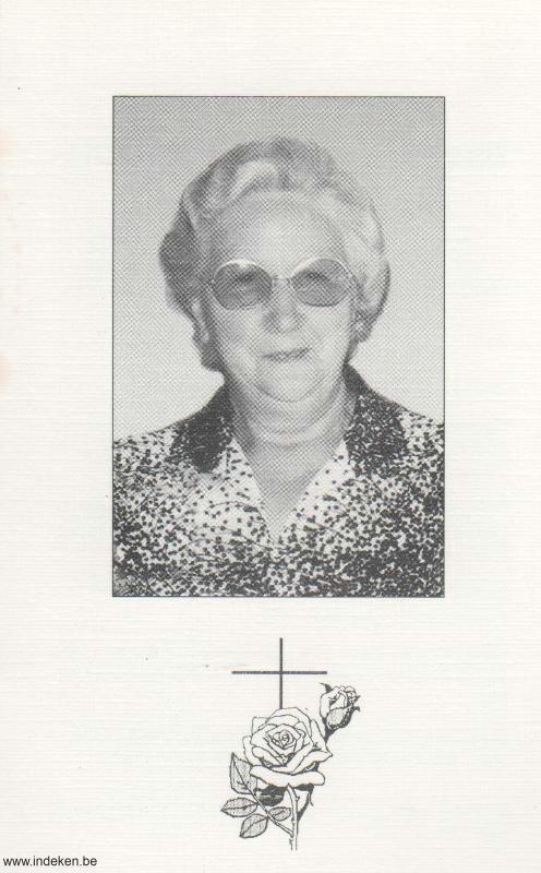Yvonne Broucke