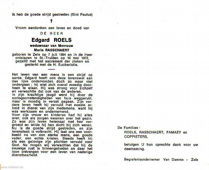 Edgard Roels
