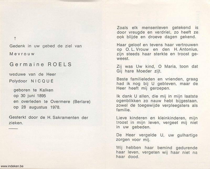 Germaine Roels