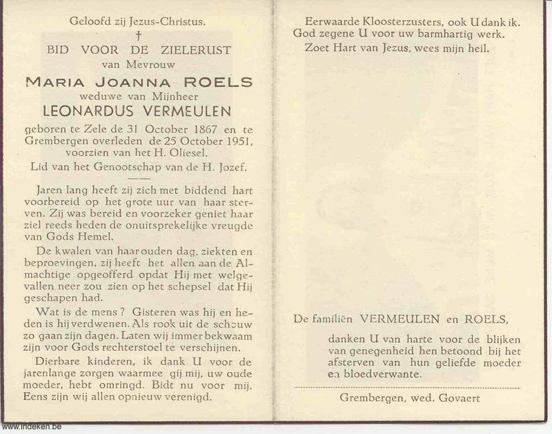 Maria Joanna Roels