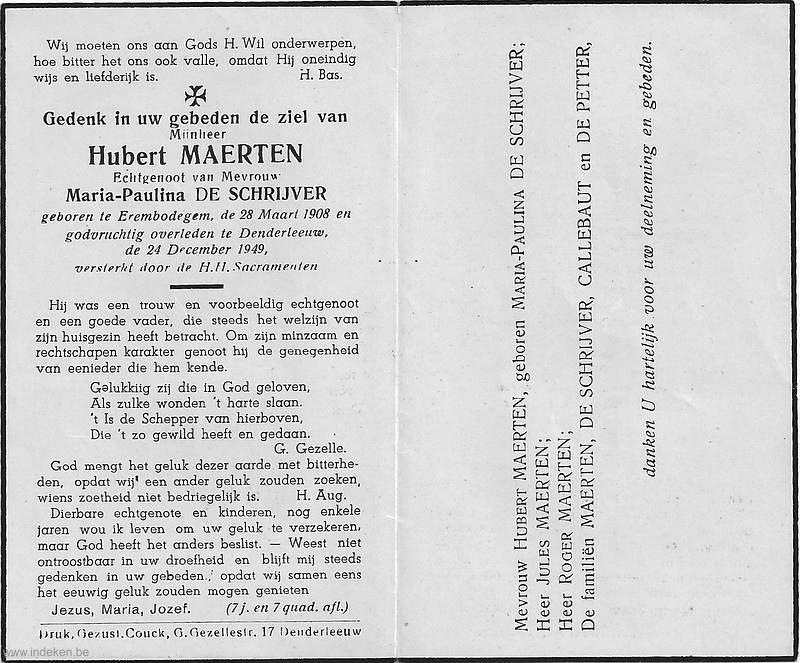 Hubert Maerten