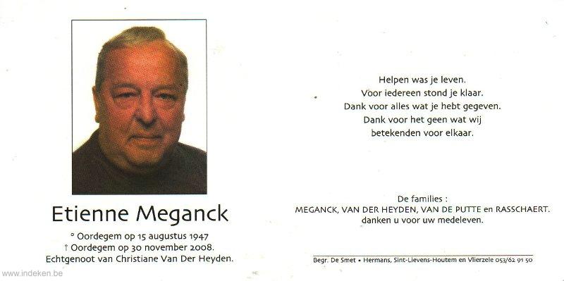 Etienne Meganck