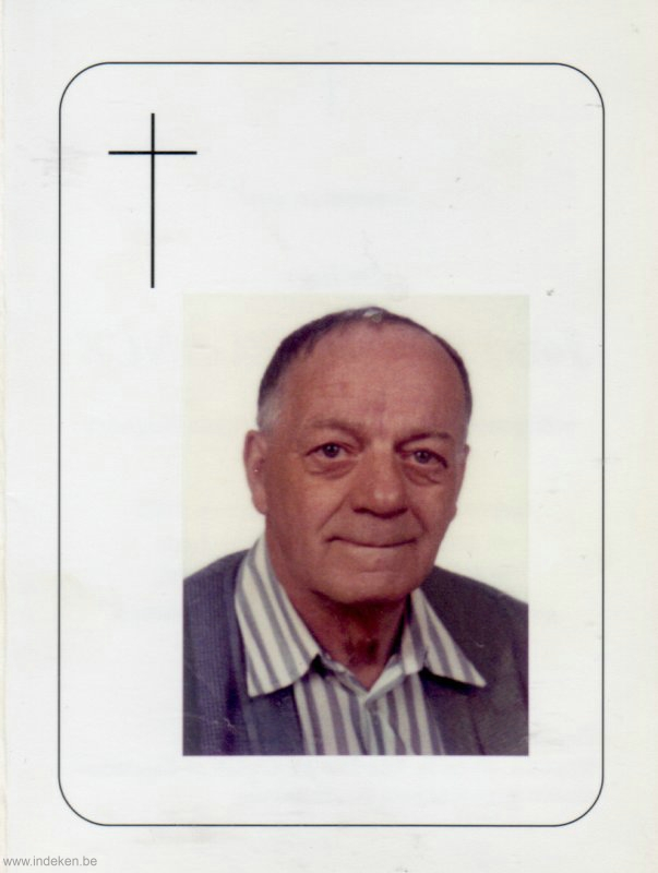 Jozef Petrus Meganck