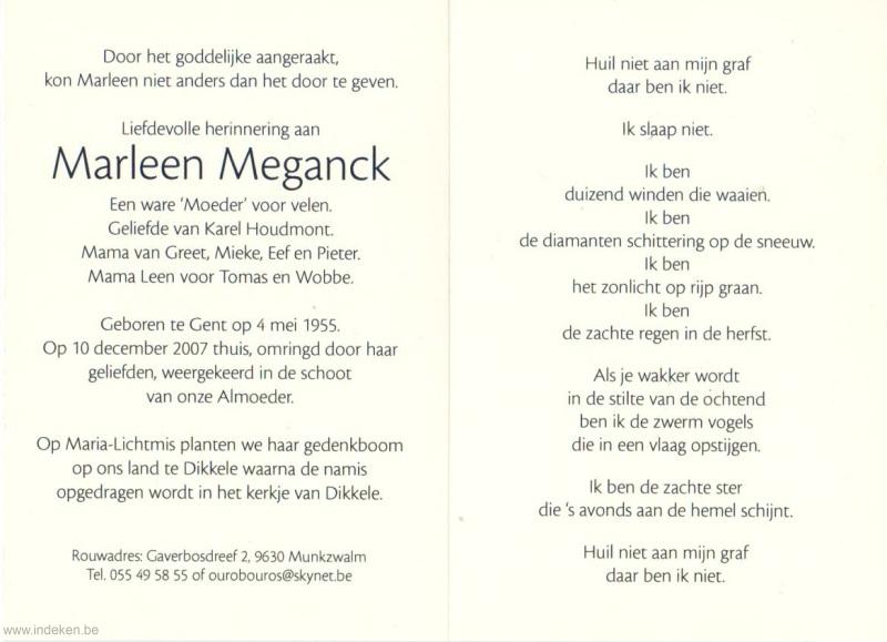Marleen Meganck