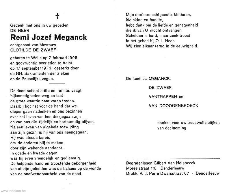 Remi Jozef Meganck