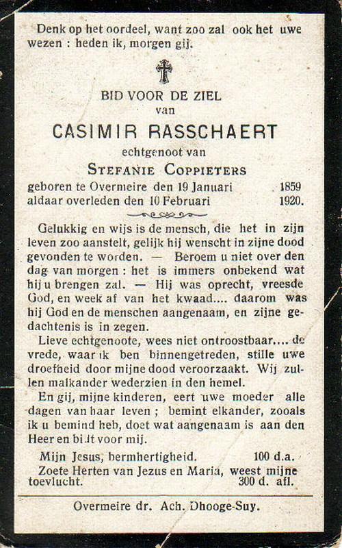 Casimir Rasschaert