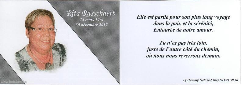 Rita Rasschaert