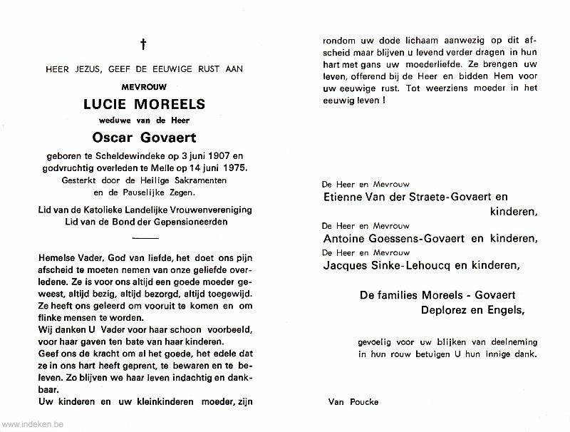Lucie Moreels