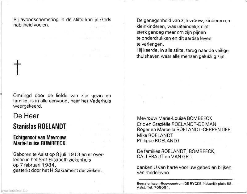Stanislas Roelandt