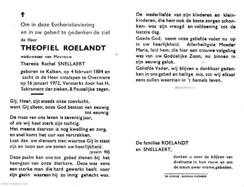 Theofiel Roelandt