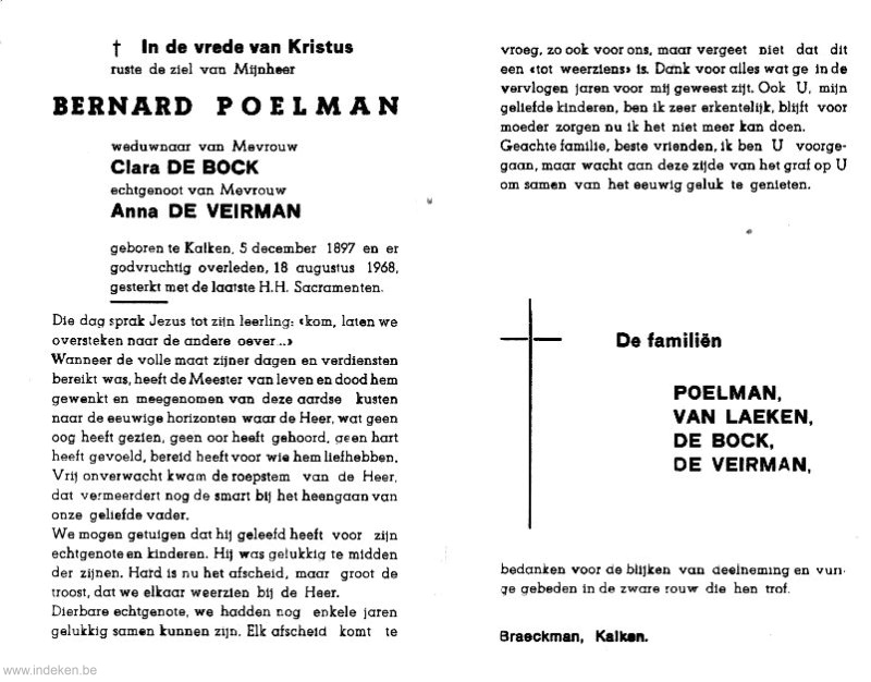 Bernard Poelman