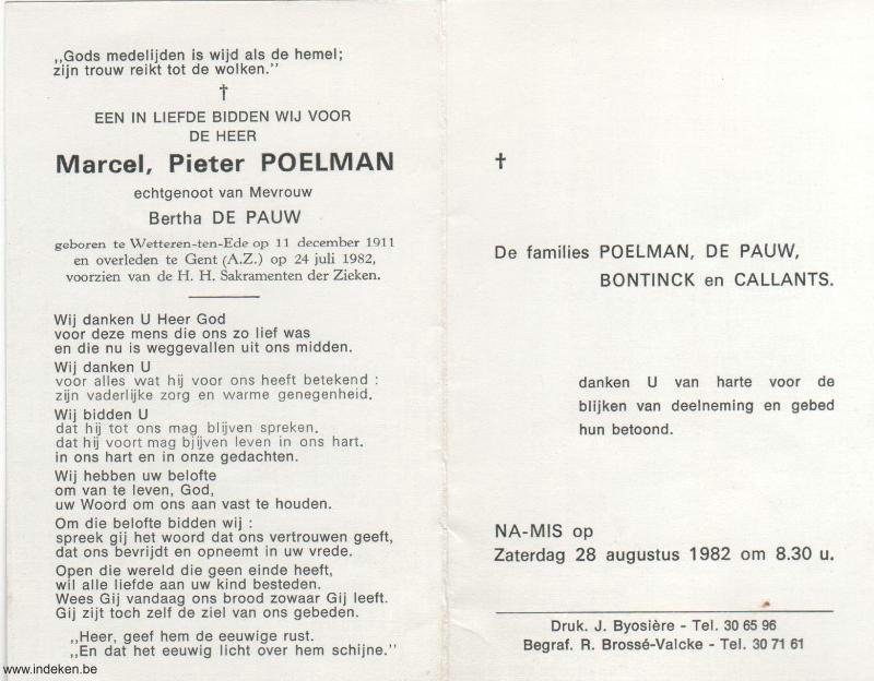 Marcel Pieter Poelman