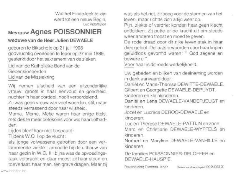 Agnes Poissonnier