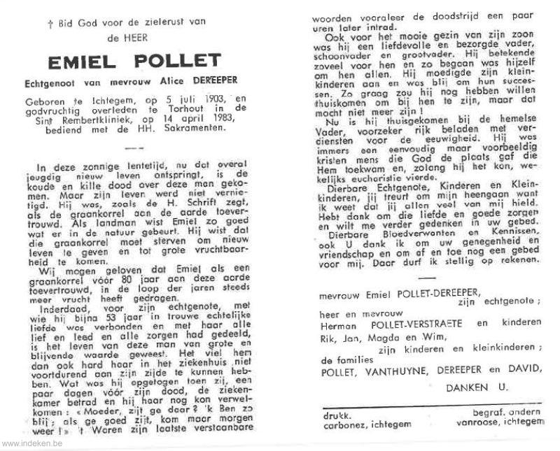 Emiel Pollet
