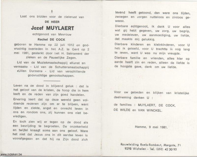 Jozef Muylaert