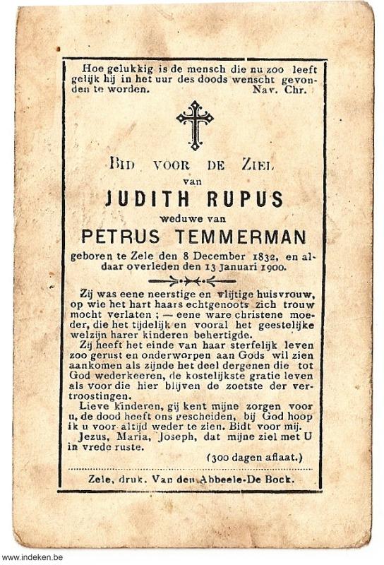 Judith Rupus