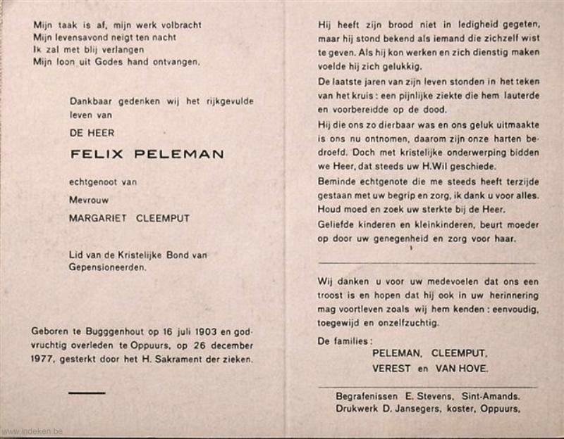 Felix Peleman
