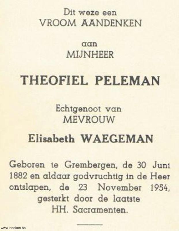 Theofiel Peleman