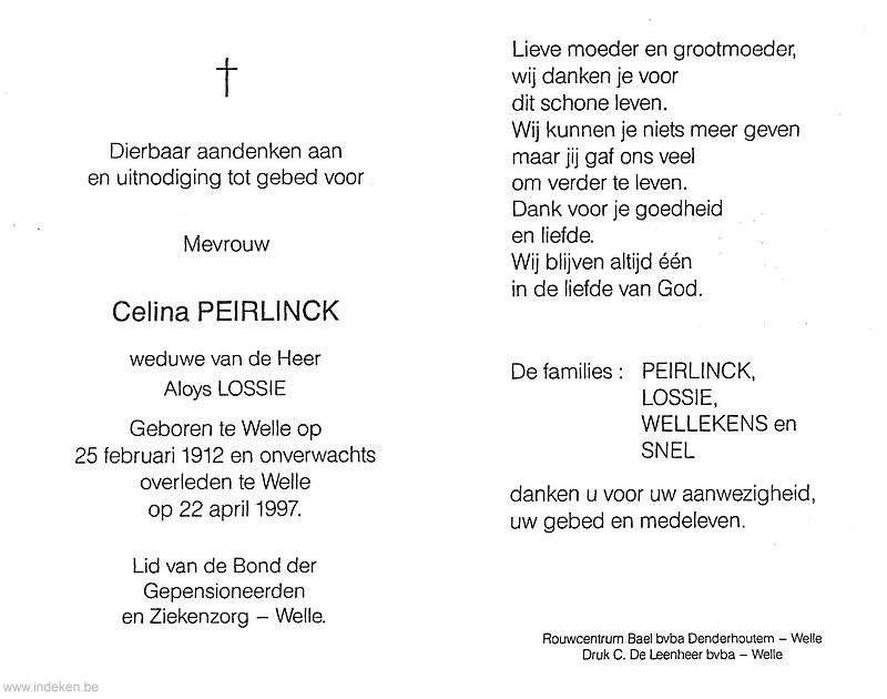 Celina Peirlinck