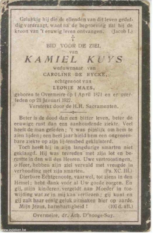 Kamiel Kuys