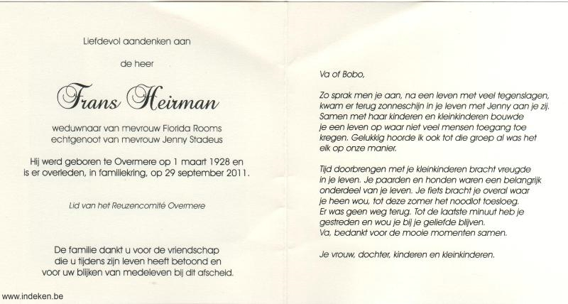Frans Heirman