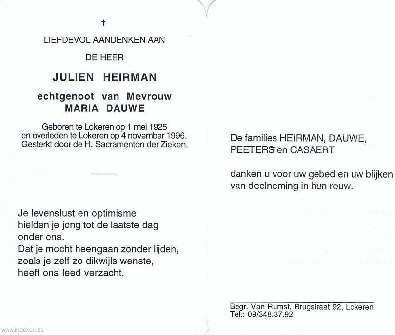 Julien Heirman