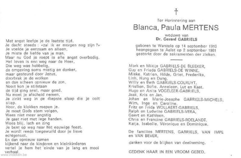 Blanca Paula Mertens