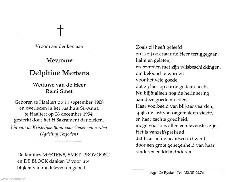 Delphine Mertens