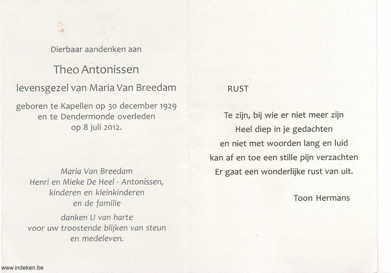 Theo Antonissen