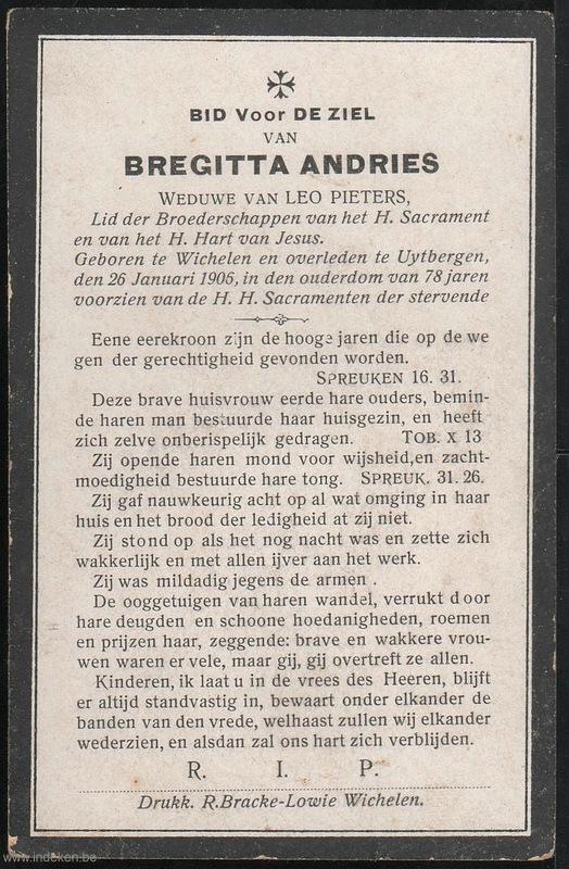 Bregitta Andries