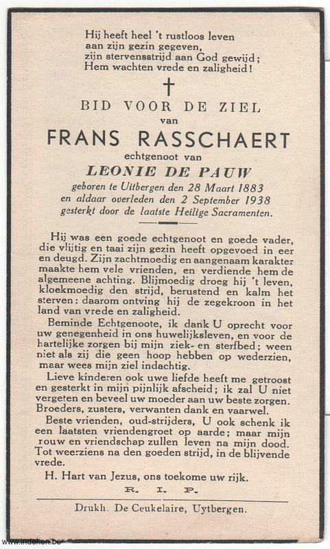 Frans Rasschaert