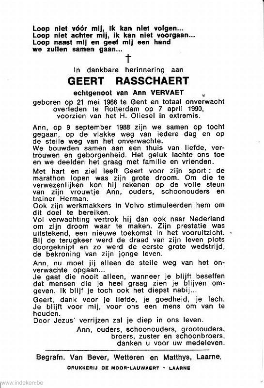 Geert Rasschaert