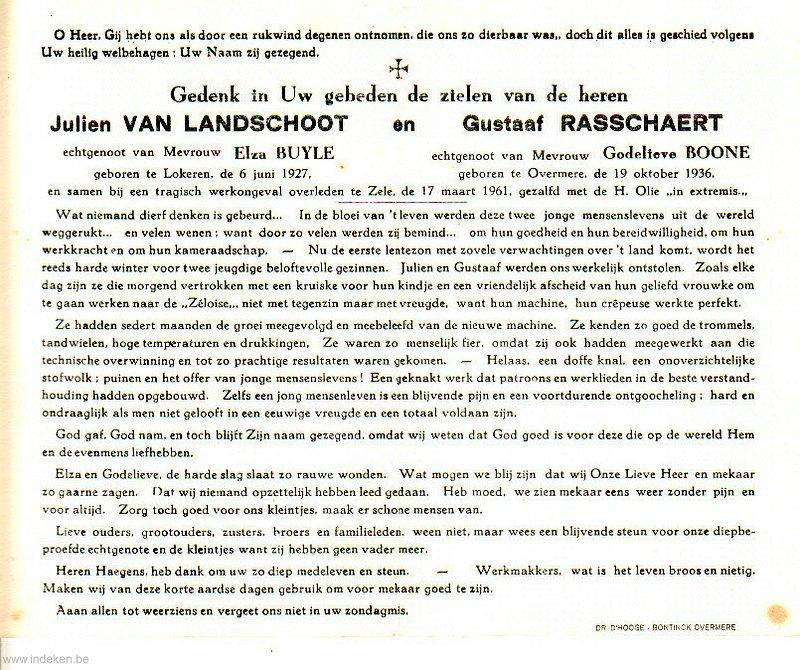 Gustaaf Rasschaert