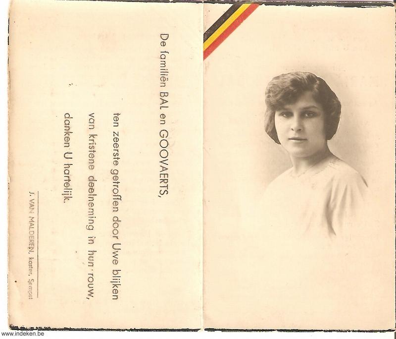 Maria Elisabeth Bal