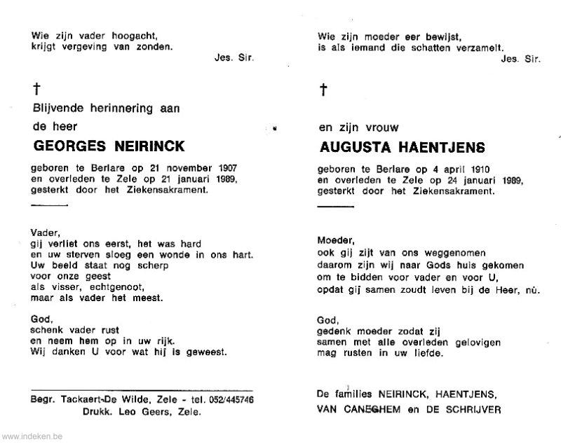 Augusta Haentjens