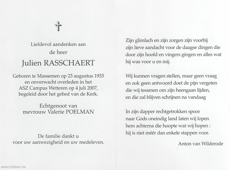 Julien Rasschaert