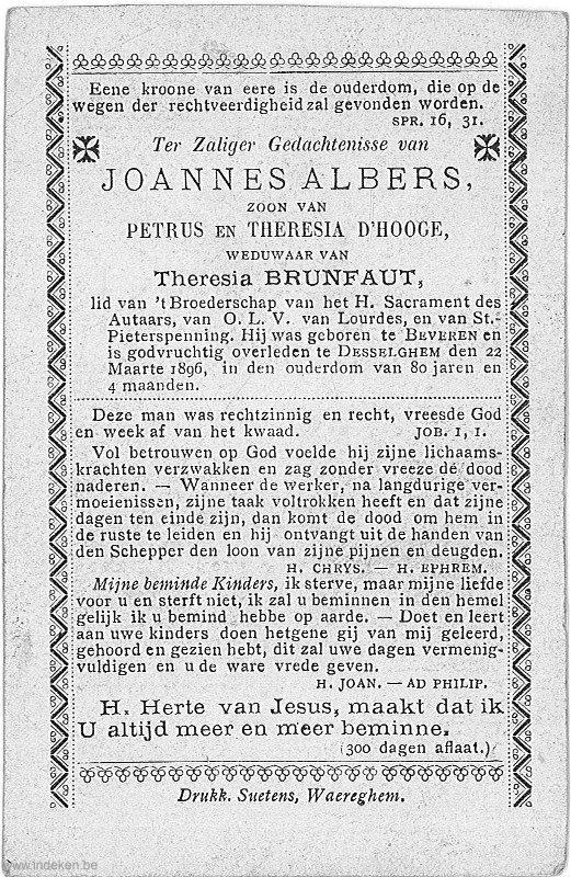 Joannes Albers