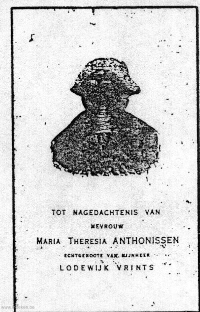 Maria Theresia Anthonissen