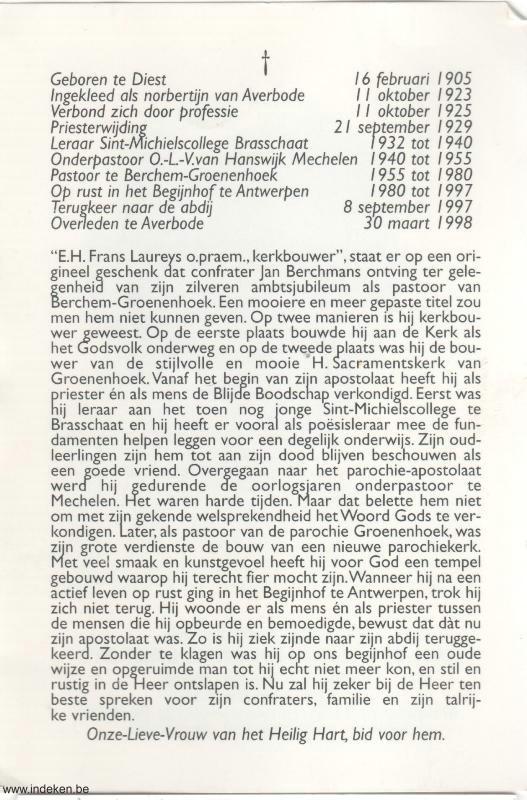 Frans Laureys