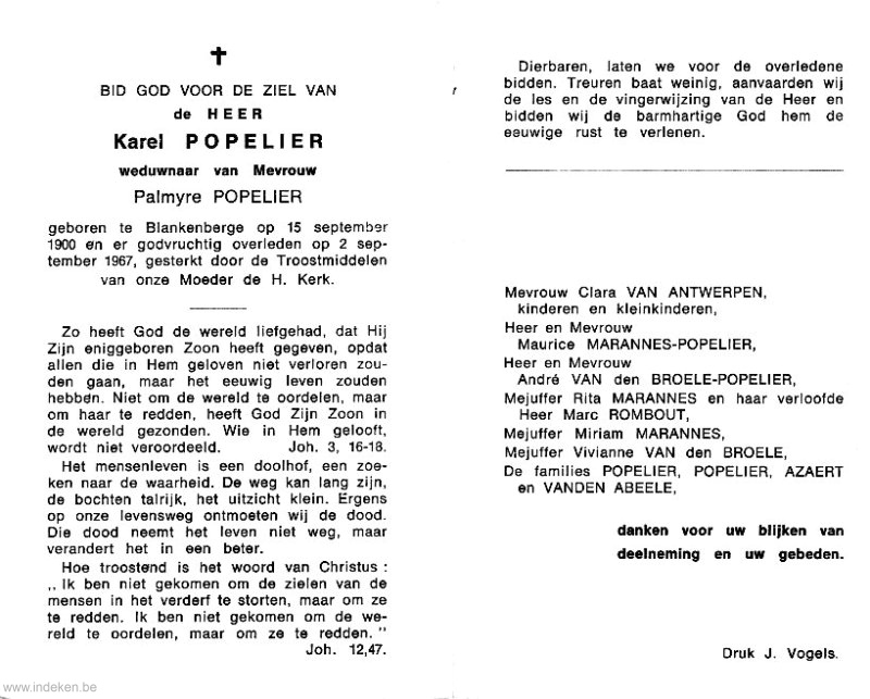 Karel Popelier