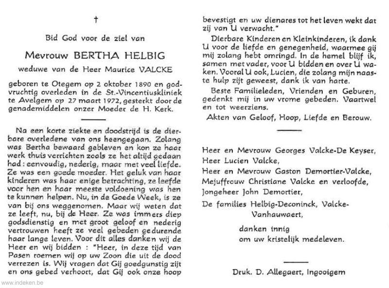 Bertha Helbig