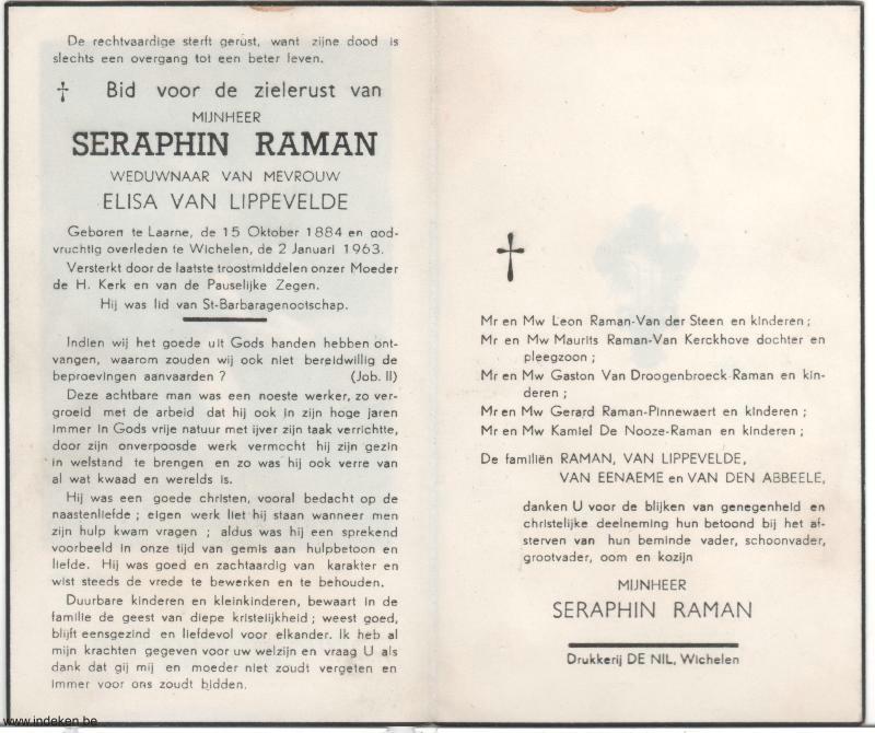 Seraphin Raman