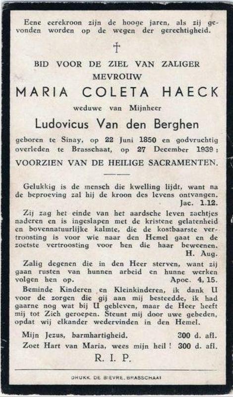 Maria Coleta Haeck